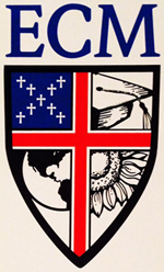 Episcopal Campus Ministry of Wichita Shield