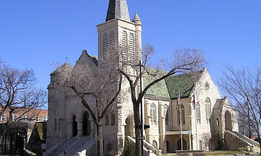 St. John's Episcopal Church, Wichita, KS
