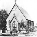 1879 | New church building is dedicated to accommodate growing parish.