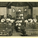 1906 | Church building is consecrated, debt-free!