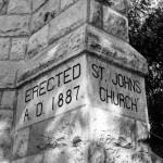 1887-1888 | St. John's Cornerstone